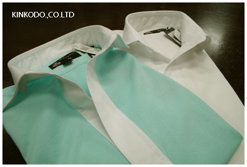 ギ・ローバーのポロシャツ2色展開