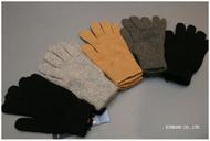 Johnstonsジョンストンズ カシミヤ100%手袋。
