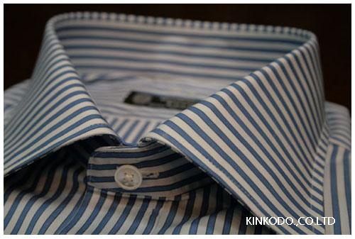 シャツの衿型